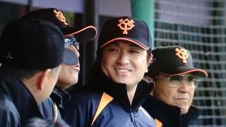 オープン戦 西武vs巨人 雑感 (2016年3月13日)