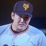 菅野智之まさかの開幕2連敗(ヤクルトvs巨人 1回戦 2018.4.6)