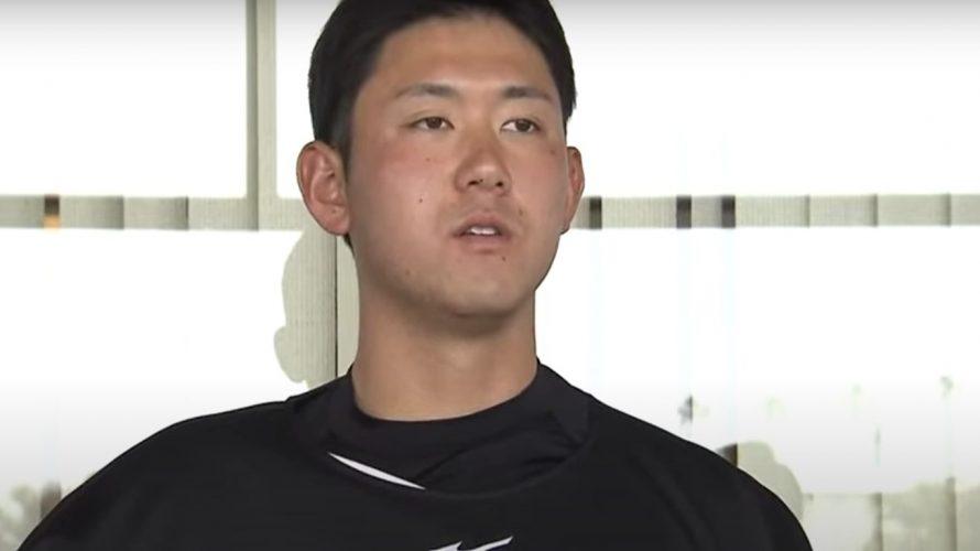 秋広優人、平内龍太、中山礼都、伊藤海斗、若きヤングGが躍動した見どころたっぷりの紅白戦